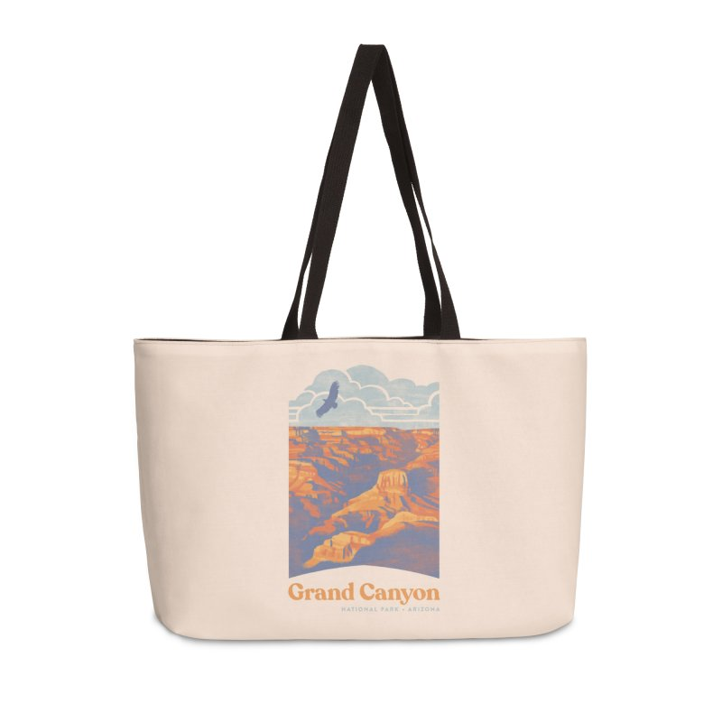 Grand Canyon Accessories Weekender Bag Bag by Waynem