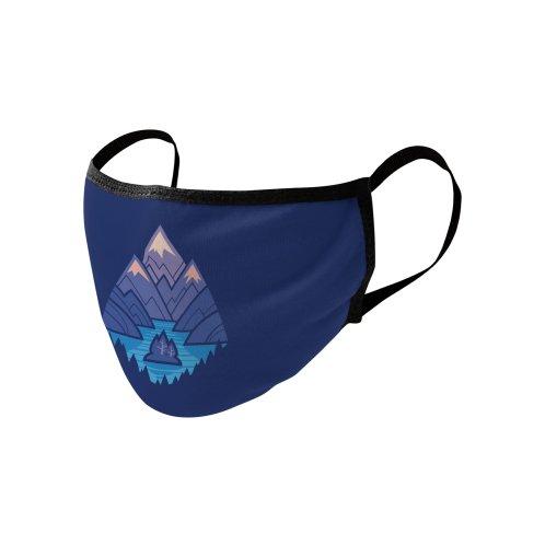 image for Mountain Lake : Dark Blue