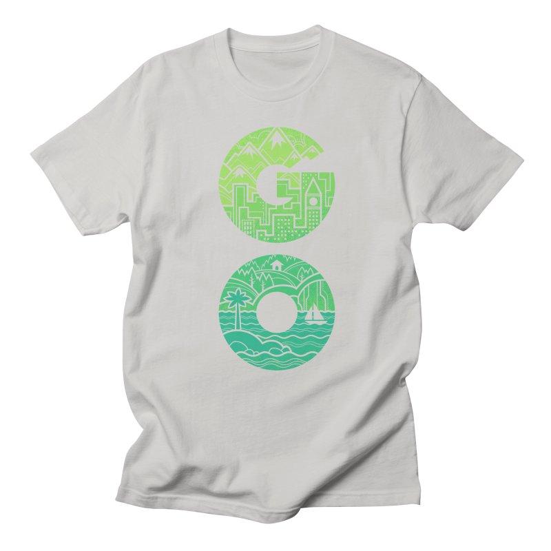 GO Women's Unisex T-Shirt by Waynem