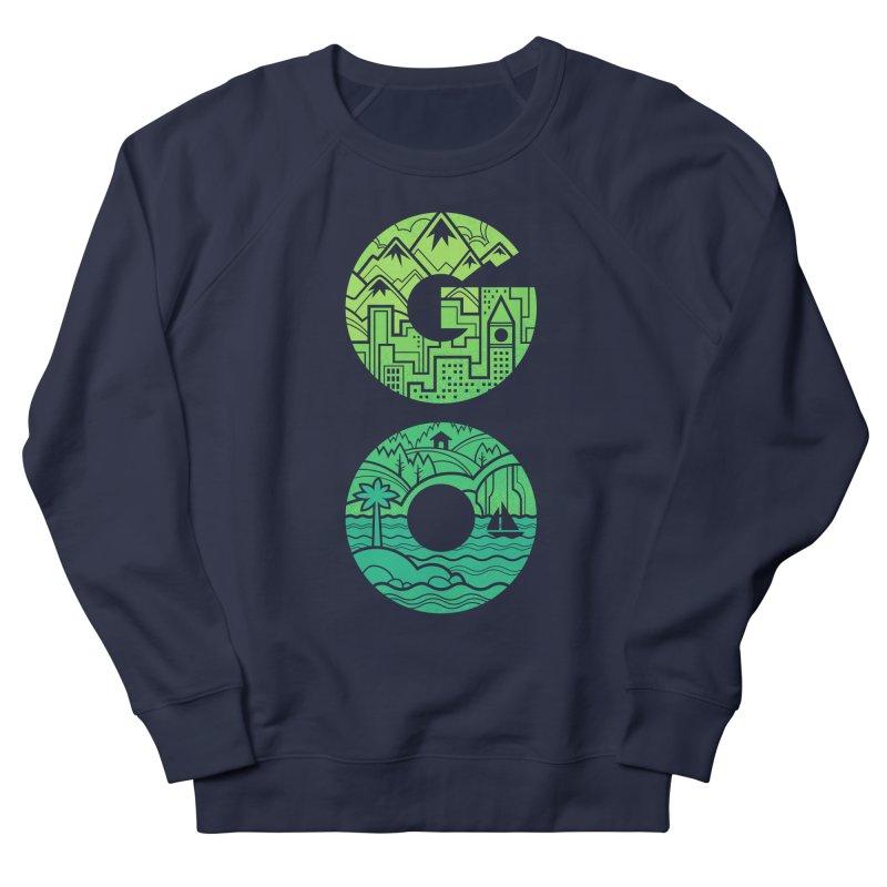 GO Women's Sweatshirt by Waynem