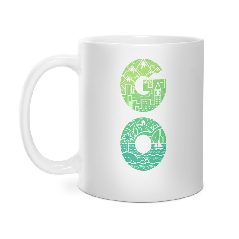 GO Accessories Mug by Waynem