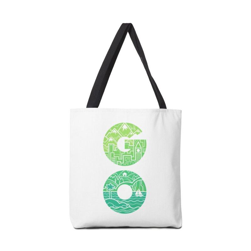 GO Accessories Bag by Waynem