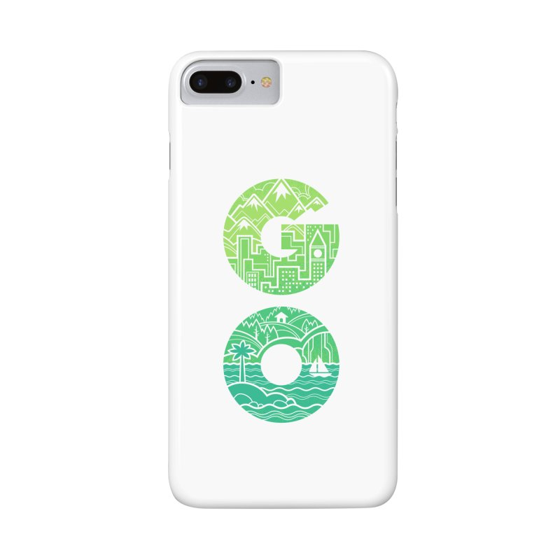 GO Accessories Phone Case by Waynem