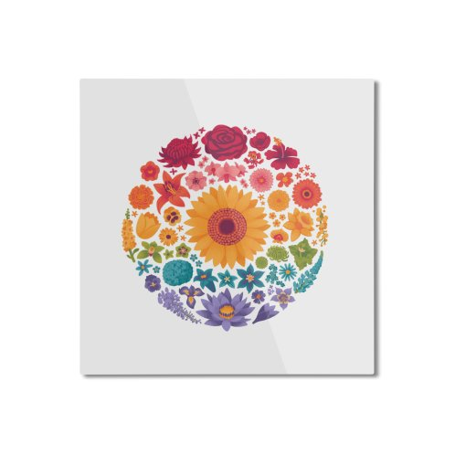 image for Floral Rainbow (light)