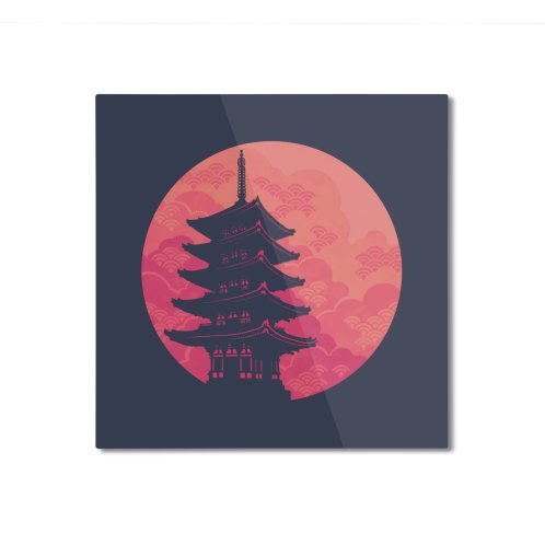 image for Pagoda Sunset 2