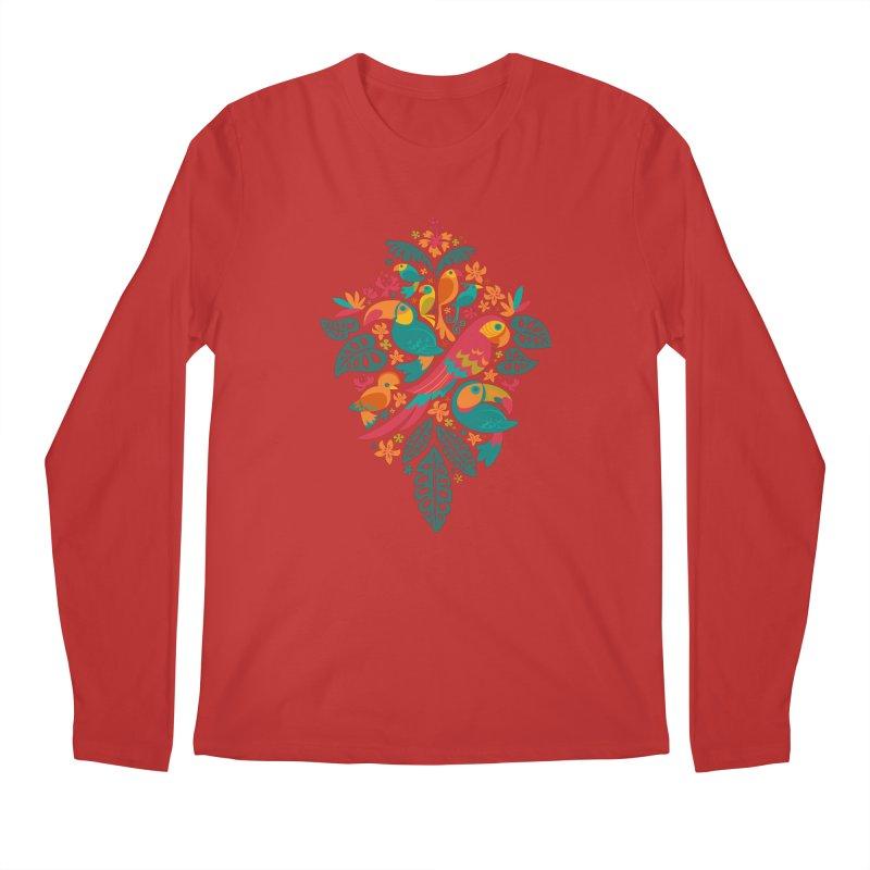 Tropicana Men's Longsleeve T-Shirt by Waynem