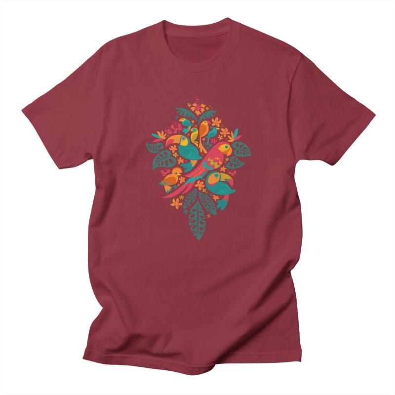 Tropicana Women's Unisex T-Shirt by Waynem