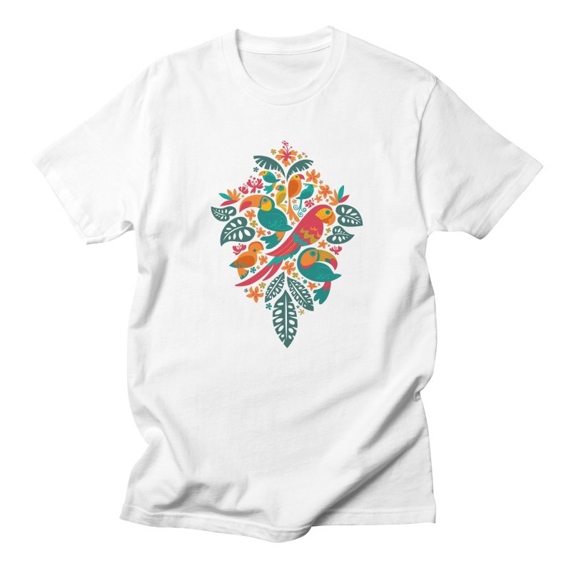 Tropicana Men's T-shirt by Waynem