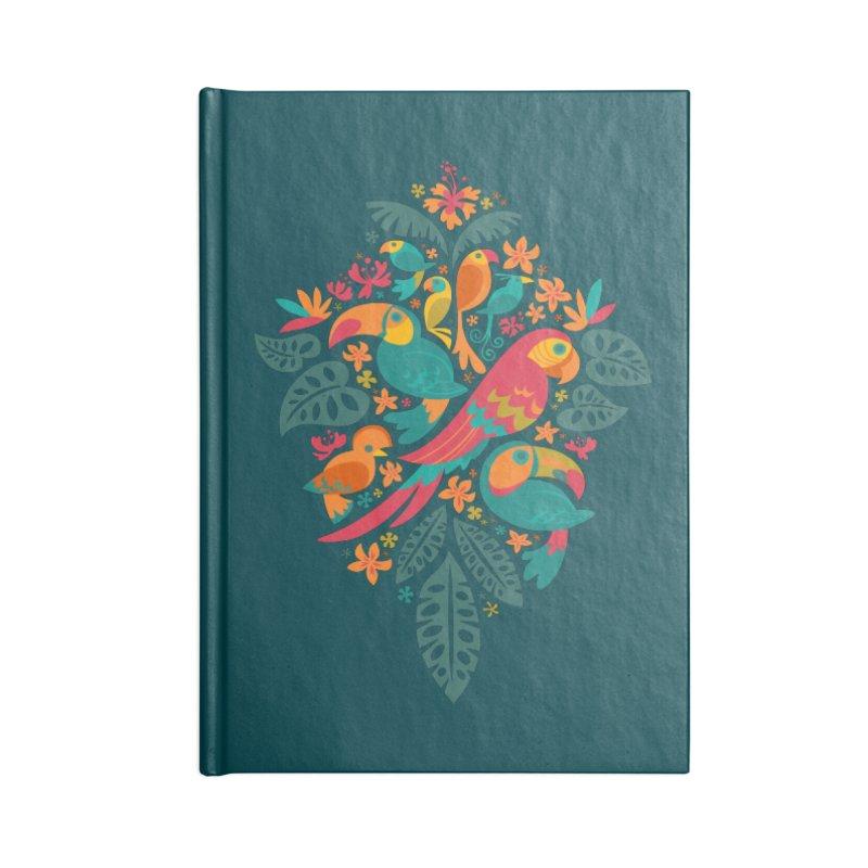 Tropicana Accessories Notebook by Waynem