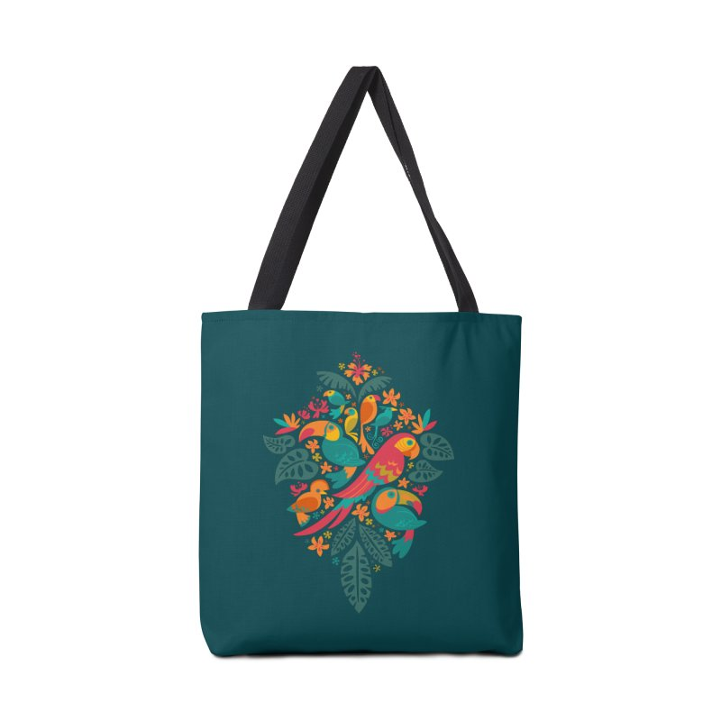 Tropicana Accessories Bag by Waynem