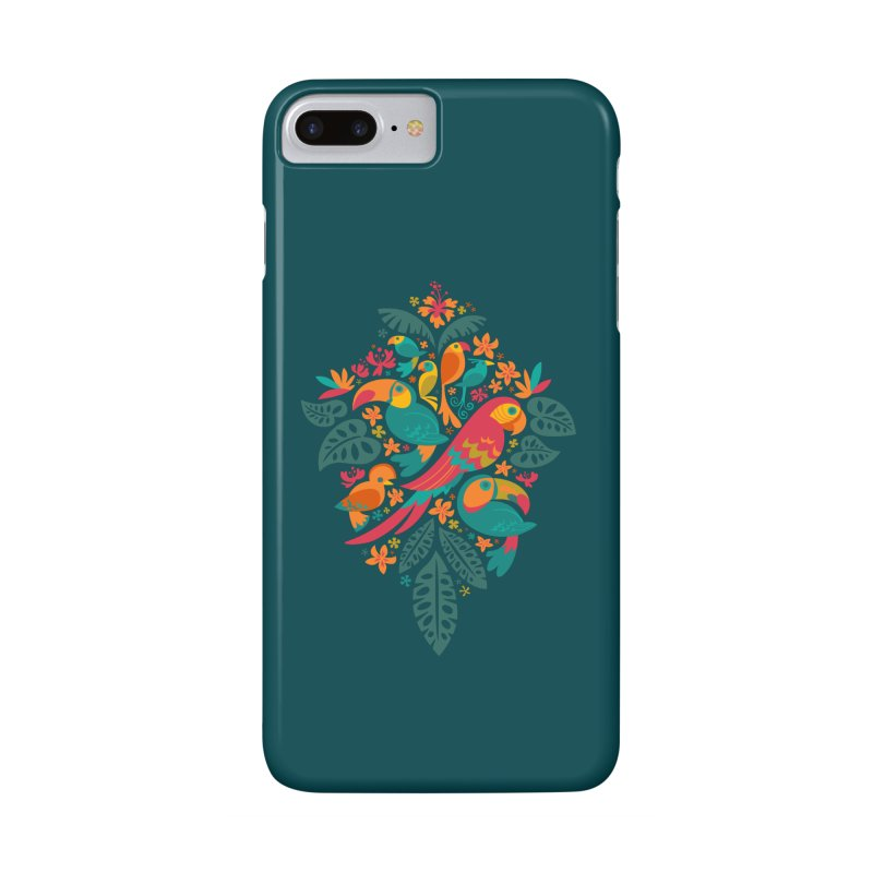 Tropicana Accessories Phone Case by Waynem