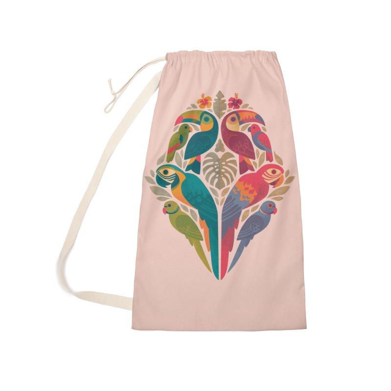 Tropicana Reflections Accessories Bag by Waynem
