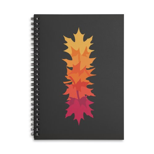 image for Falling Maple : Warm (dark)