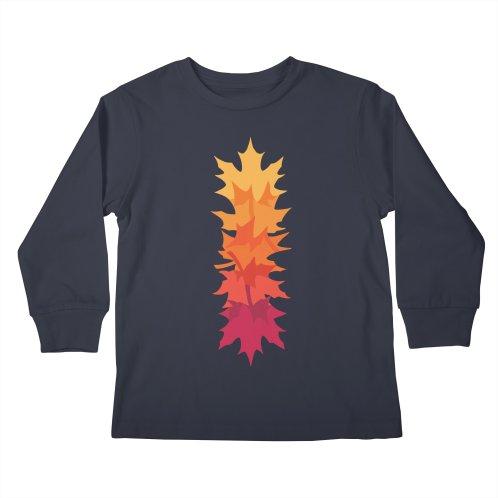 image for Falling Maple : Warm (dark)