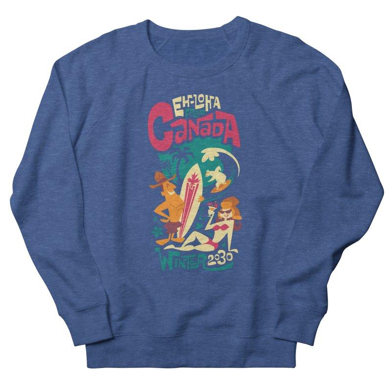 Eh-loha! Women's Sweatshirt by Waynem