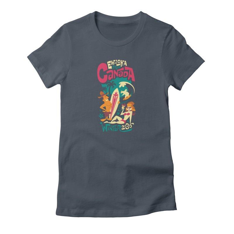 Eh-loha! Women's T-Shirt by Waynem