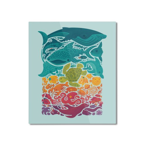 image for Aquatic Spectrum : Light blue
