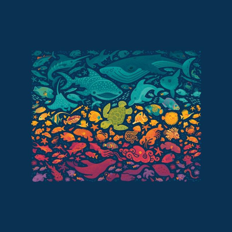 Aquatic Spectrum 2 Accessories Neck Gaiter by Waynem