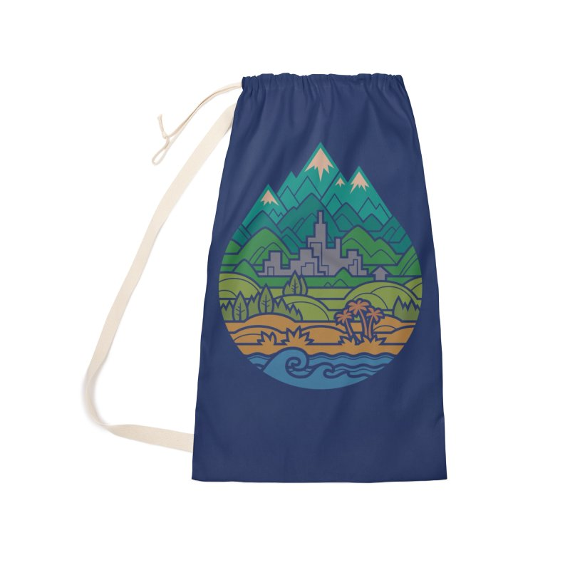 Small World 2 Accessories Bag by Waynem