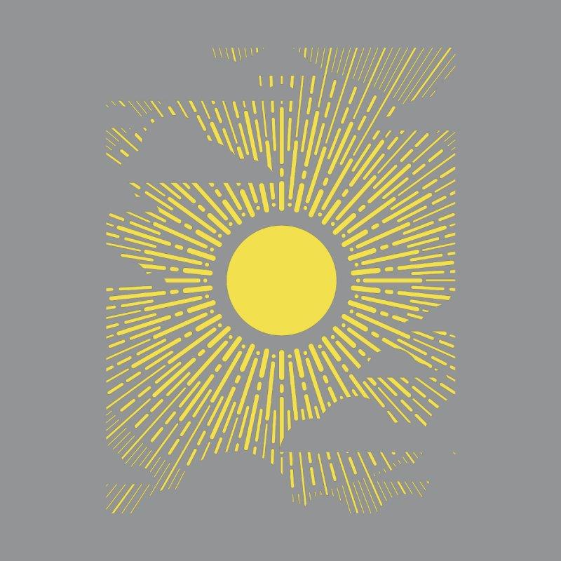Sun Through the Clouds Men's T-Shirt by Waynem
