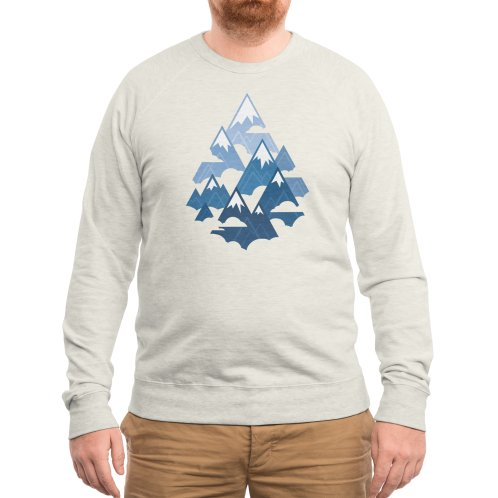 image for Misty Mountains : Blue