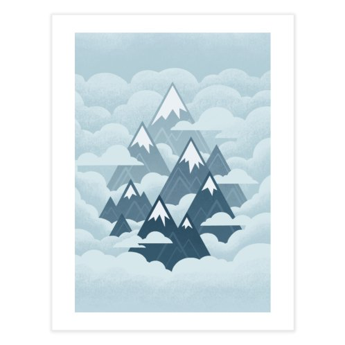 image for Misty Mountains : Gray