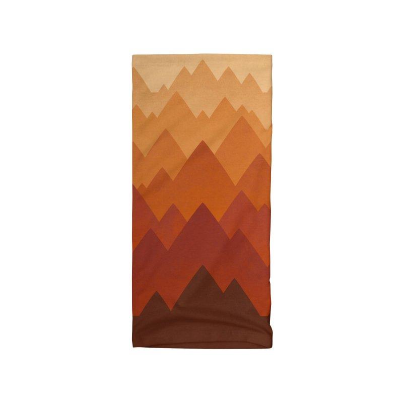 Mountain Vista : Warm Accessories Neck Gaiter by Waynem