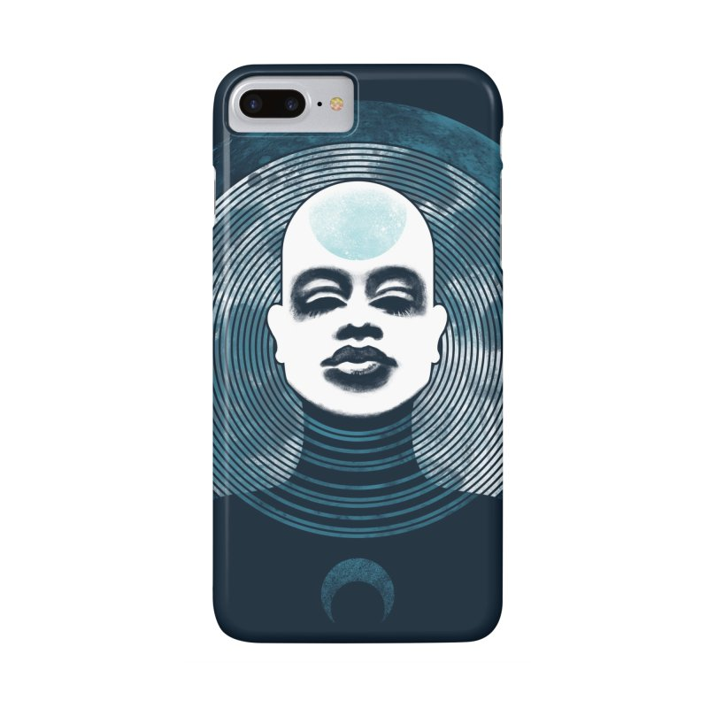 Luna Accessories Phone Case by Waynem