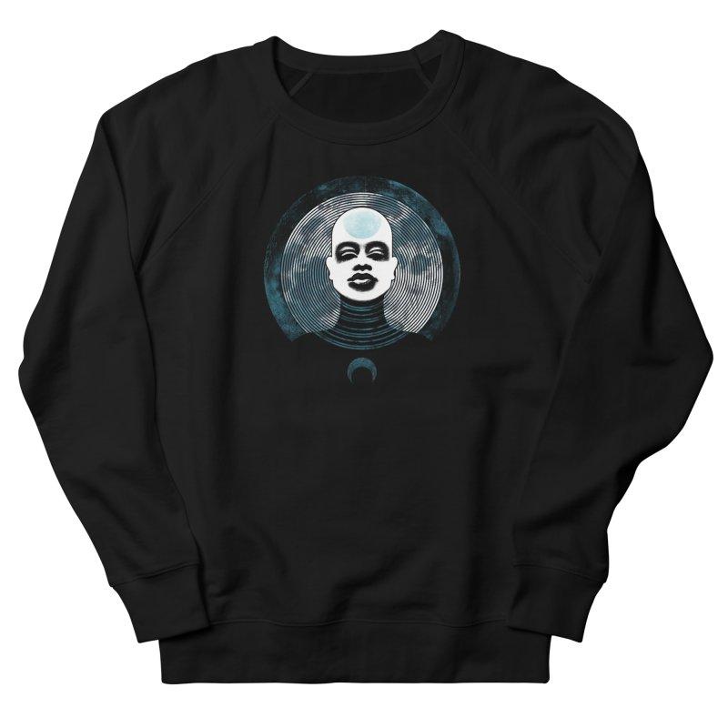 Luna Men's Sweatshirt by Waynem