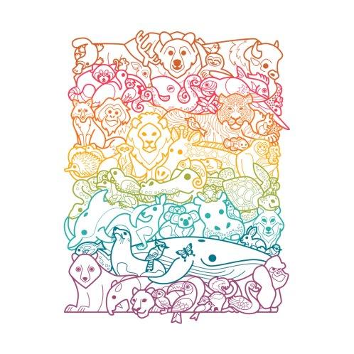 Design for Animal Spectrum : Outline