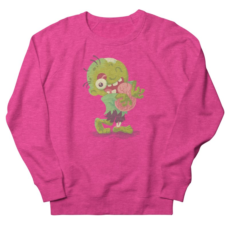 Zombie Hugs Men's Sweatshirt by Waynem