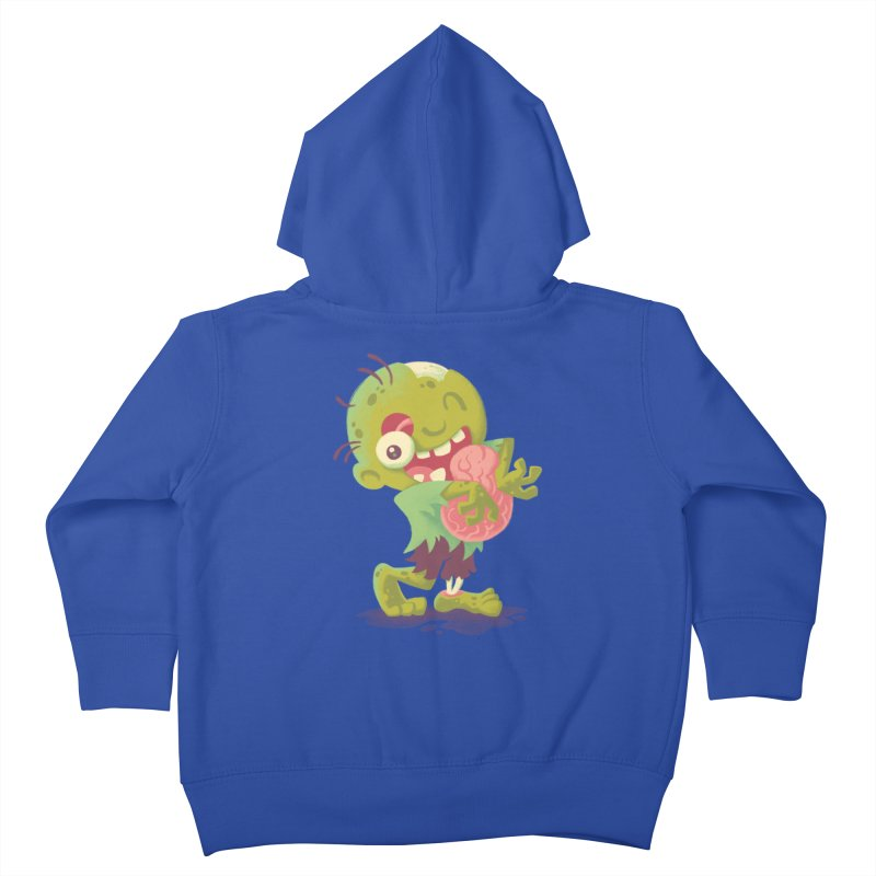 Zombie Hugs Kids Toddler Zip-Up Hoody by Waynem