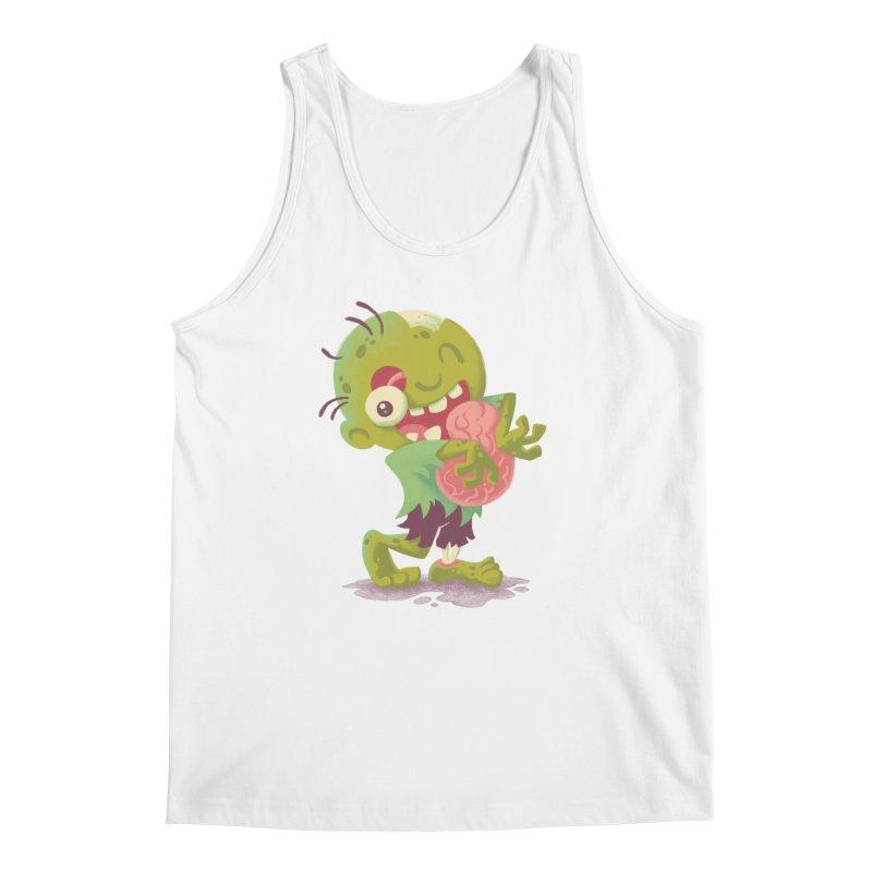 Zombie Hugs Men's Tank by Waynem