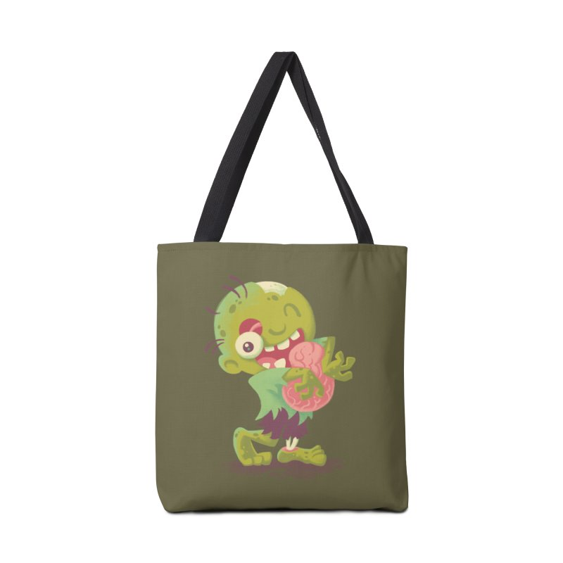 Zombie Hugs Accessories Bag by Waynem