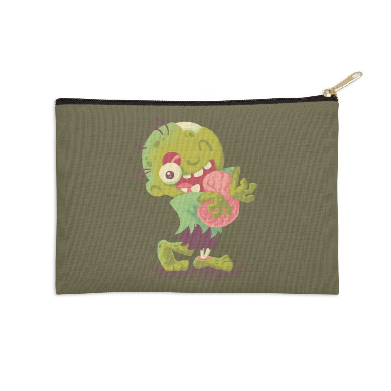 Zombie Hugs Accessories Zip Pouch by Waynem