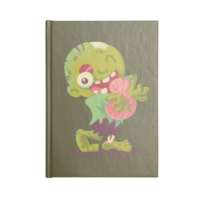 Zombie Hugs Accessories Notebook by Waynem