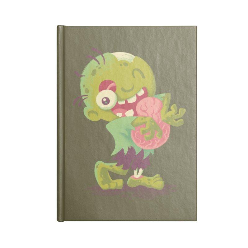 Zombie Hugs Accessories Notebook by Waynem