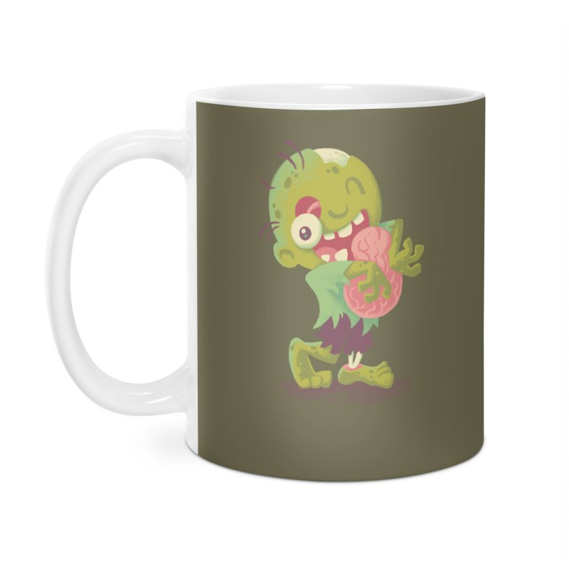 Zombie Hugs Accessories Mug by Waynem