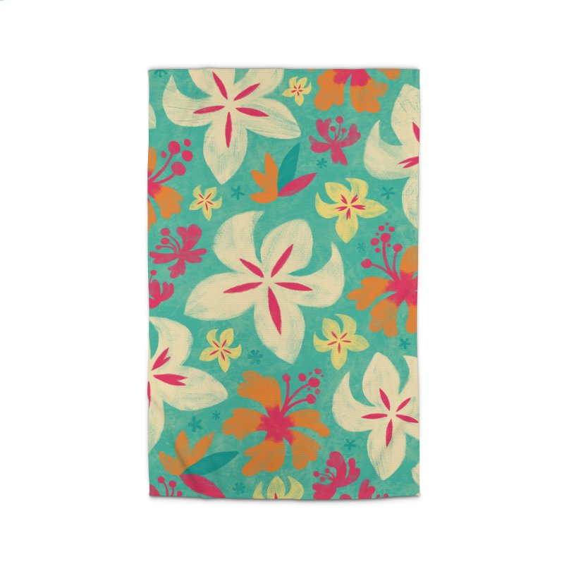 Tropicana Floral Home Rug by Waynem