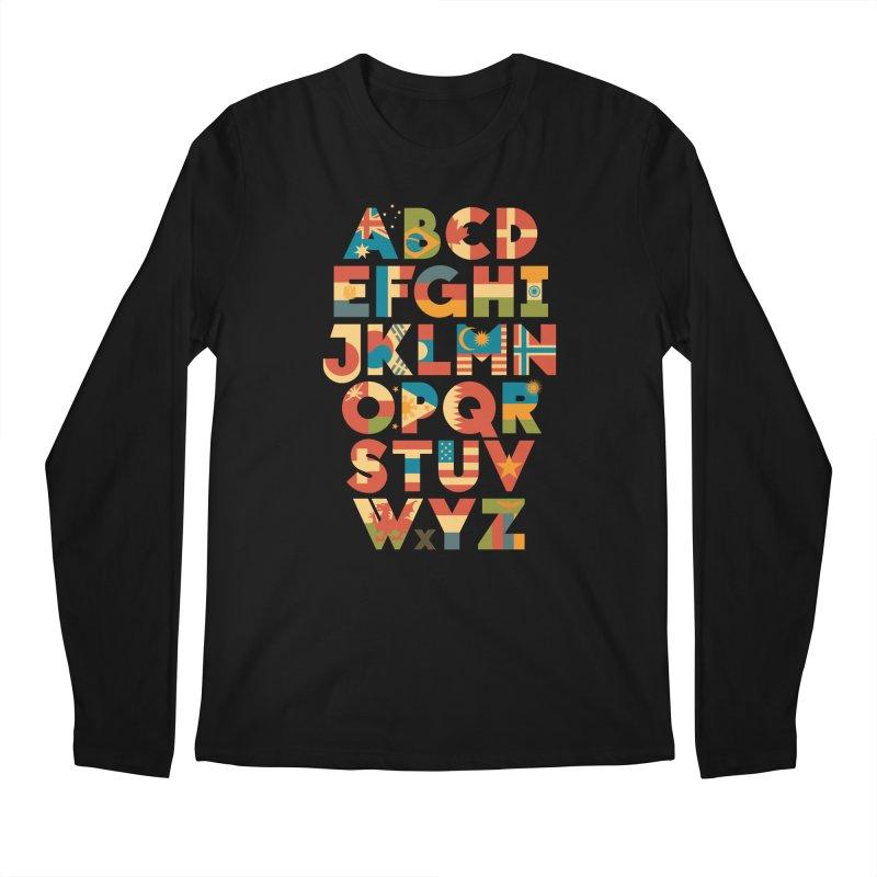 Alflaget Men's Longsleeve T-Shirt by Waynem