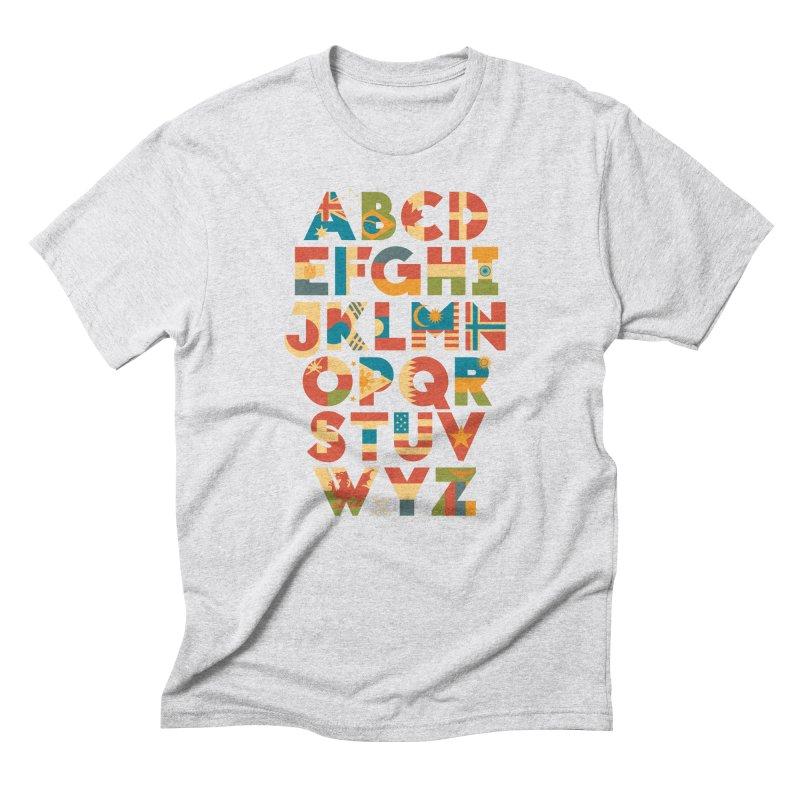Alflaget Men's Triblend T-shirt by Waynem