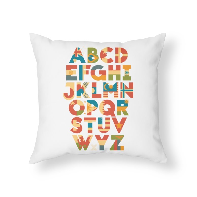 Alflaget Home Throw Pillow by Waynem