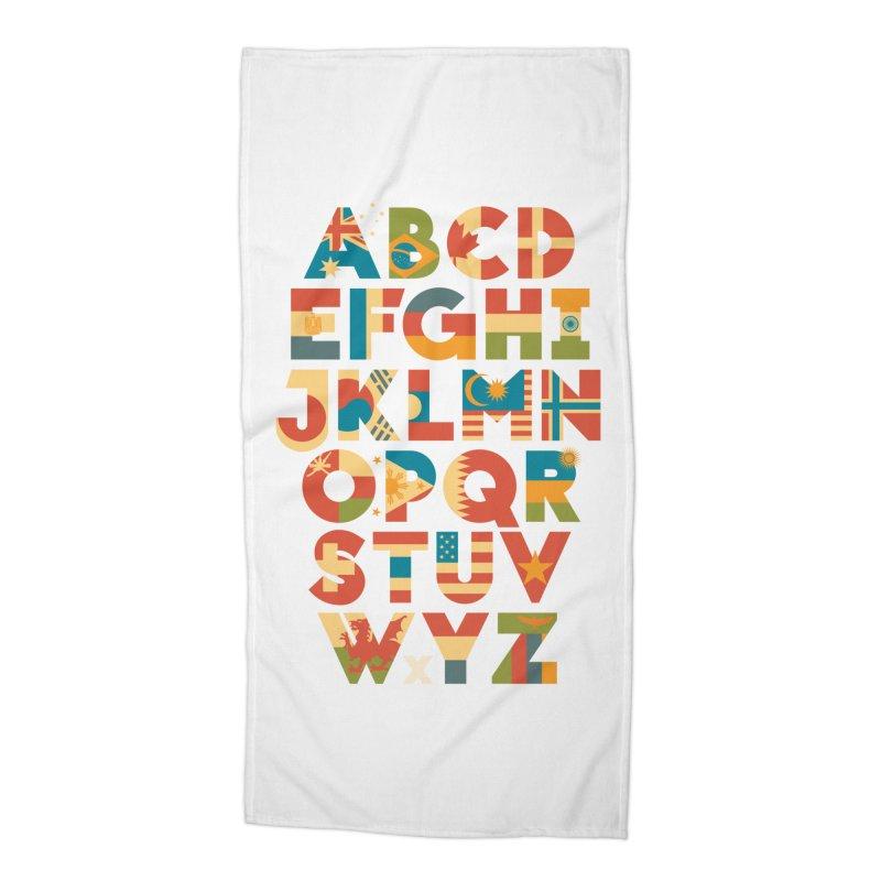 Alflaget Accessories Beach Towel by Waynem