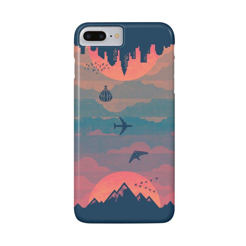 Sunrise / Sunset Accessories Phone Case by Waynem