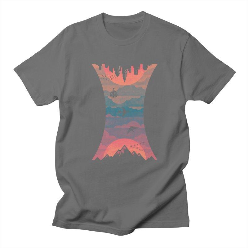 Sunrise / Sunset Women's Unisex T-Shirt by Waynem