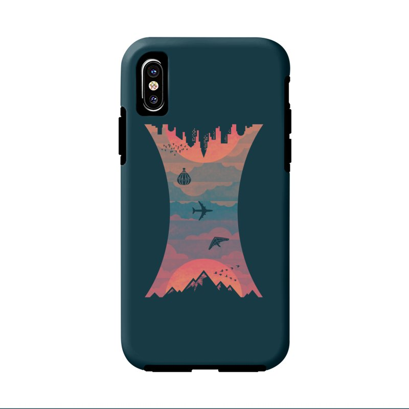 Sunrise / Sunset Accessories Phone Case by Waynem