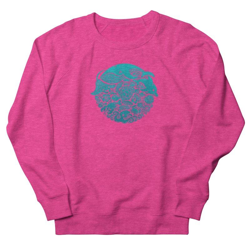 Aquatic Spectrum Men's Sweatshirt by Waynem