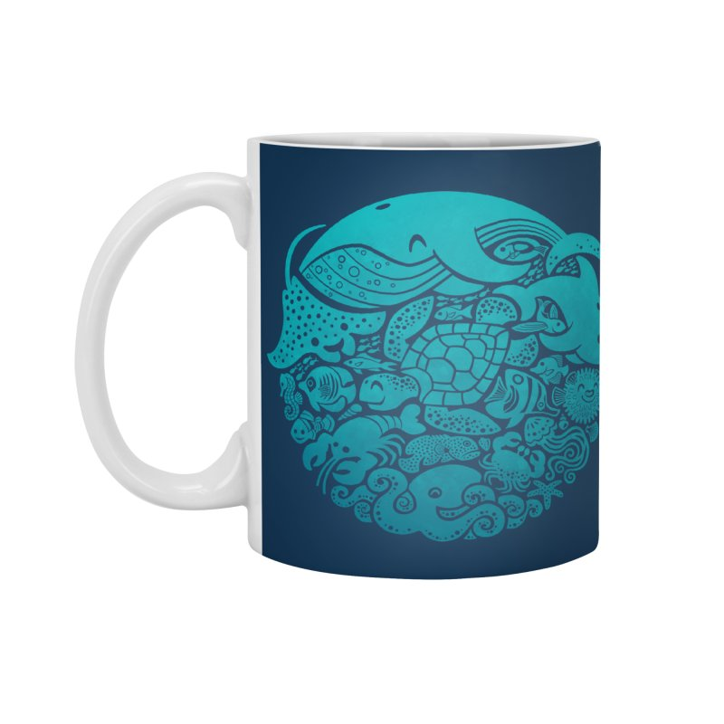 Aquatic Spectrum Accessories Mug by Waynem