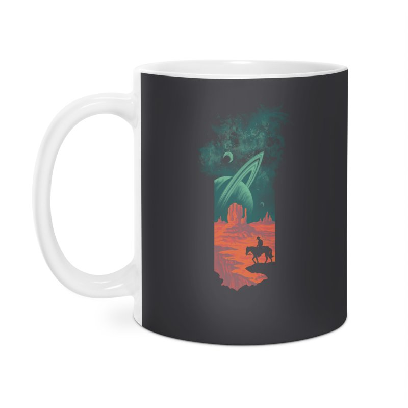 Final Frontiersman Accessories Mug by Waynem