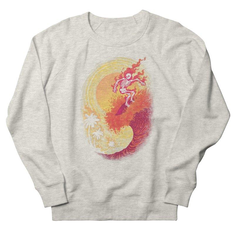 Heat Wave II Men's Sweatshirt by Waynem